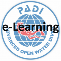 PADI Advanced Open Water e-Learning Course